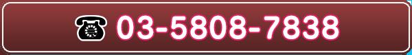 03-5808-7838